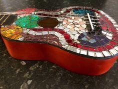 Mosaic Ukulele