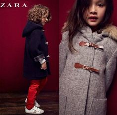 Winter Fashion For Kids