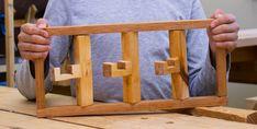 Настенная вешалка из древесины ольхи Store, Larger, Shop