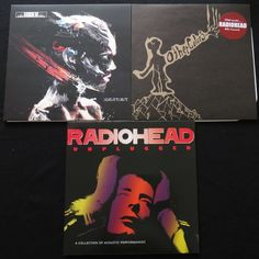 Online veilinghuis Catawiki: Radiohead - Great lot of 3 LP's: Identikit / BBC Sessions / Unplugged