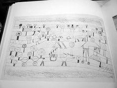 paul klee drawing
