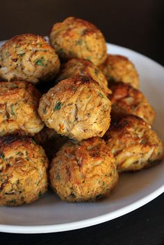 Maryland-Style Crab Balls - 5 for only 3 PointsPlus! Easyb to make gf