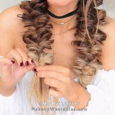 """Lazy fuax Fishtail Boxer Braid <a class=""""pintag"""" href=""""/explore/hairstyle/"""" title=""""#hairstyle explore Pinterest"""">#hairstyle</a> -how to"""