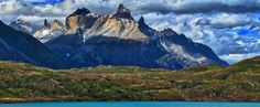 Towers of Paine, Chile. #UNESCO #chile #torresdelpaine #mountains