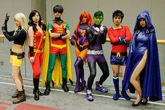 Teen Titans | FanimeCon 2010