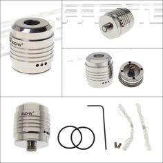 IGO-W2 Clone Quad-Coil RDA Atomizer - $10.01 CHINA - http://vapingcheap.com/igo-w2-clone-quad-coil-rda-atomizer-10-01-china/