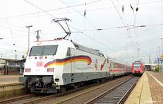 BR 101 027-1  25 Jahre Deutsche Einheit