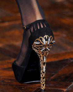 Ralph Lauren - not very practical but super cute heel!