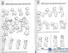Le mouvement libre est un concept fondateur de l'approche Pikler-Loczy pour l'éducation des tout-petits. Une illustration concrète en images...