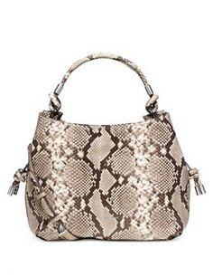 8daa3dc3f0 Michael Michael Kors Isabel Large Convertible Shoulder Bag