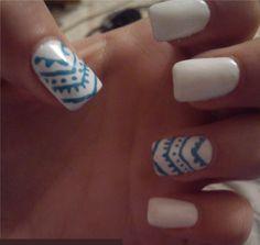 Unhas de gel Nails