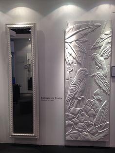 Luxurious radiators. Royal and Art Nouveau: 2 new Cinier high end and classic style radiators. Fr: Radiateur design. Luxe et classicisme a la Française. Style Art Nouveau. Tres haut confort.
