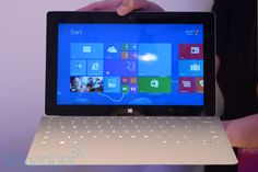 Microsoft Surface 2 hands-on (video)