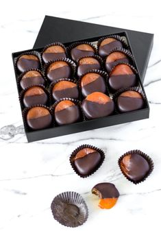 Compartes world famous apricots are hand-dipped fresh every single day, for over 60 years. Whole California apricots hand-dipped in our own gourmet dark chocola