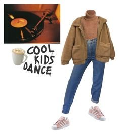 """""""let's dance"""" by peachcobain ❤ liked on Polyvore featuring Dulce, 3.1 Phillip Lim and adidas Originals"""