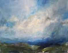 For Sale on - Under a Highland Sky, Scottish Landscape Painting, Canvas, Oil Paint by Jonathan Shearer. Offered by Artistics. Cool Paintings, Paintings For Sale, Landscape Paintings, Landscapes, Sky Painting, Painting & Drawing, John Everett Millais, Artist Workshop, Contemporary Paintings