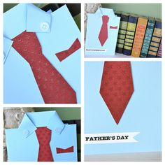 cool fathers day origami