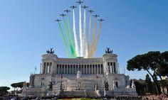 Парад 2 июня в Риме.