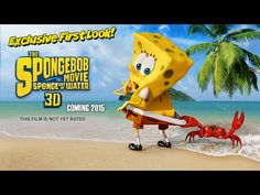 The SpongeBob Movie: Sponge Out of Water - Official Trailer (2015) Looks good!!