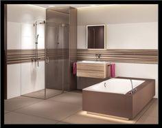 Badezimmer Fliesen Holzoptik