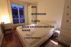 Do you want to spend this summer vacation in Maine, USA ? Portland Usa, Vacation Home Rentals, Rental Property, Maine, Packaging, Awesome, Holiday, Home Decor, Vacations