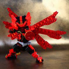 Kamen Rider OOO-Tajadol Combo | by LEGO DOU Moko