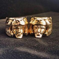 *Duality* #moguldesigns #mogul #mensjewelry #mensfashion #customjewelry #accessories #jewelrydesign #jewelry #3dprintedjewelry