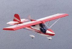 Quad City Challenger Ultralight/Light Sport Aircraft. Great handling and you can build it yourself!