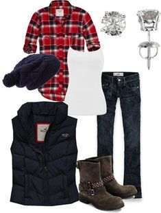 20 Exactly the right styles for ski holidays - Trendy Genau das Richtige Styles für Ski Urlaub – Trendy Winter Outfit Ideen 20 Just the Right Styles for Ski Holidays – Trendy Winter Outfit Ideas - Mode Outfits, Casual Outfits, Fashion Outfits, Womens Fashion, Casual Shoes, Ladies Fashion, Flannel Shirt Outfits, Flannel Shirts, Casual Attire
