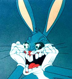 Bugs bunny bugging out Psychedelic Art, Cartoon Icons, Cartoon Characters, Tom And Jerry Memes, Rauch Fotografie, Frida Art, Looney Tunes Cartoons, Funny Cartoons, Grunge Photography