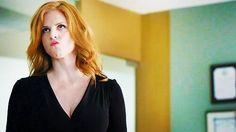 When all else fails, ask Donna #suits