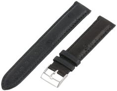 Swiss Watch International 18 MM Black Genuine Ostrich Strap 18DA01M for only $42.00 You save: $158.00 (79%)
