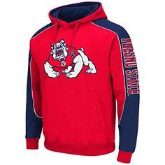 Fresno State Bulldogs Hooded Sweatshirt