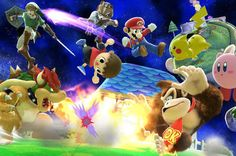 Super Smash Bros 4 | 11 Games That Every Fighting Game Fan Needs This Year