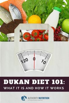 This is a complete guide to the Dukan Diet. It is a high-protein, low-carb diet that is claimed to cause fast weight loss without hunger. Weight Loss Shakes, Weight Loss Diet Plan, Fast Weight Loss, Weight Loss Program, Healthy Weight Loss, How To Lose Weight Fast, Reduce Weight, Fat Fast, Lose Fat