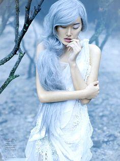 "she-loves-fashion: "" Immaculate Dream by Aldi Indrajaya & Nicoline Patricia Malina for Dewi """