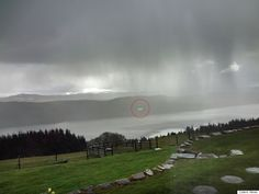 UFOs Spotted Above Loch Ness - http://www.77evenbusiness.com/ufos-spotted-above-loch-ness/
