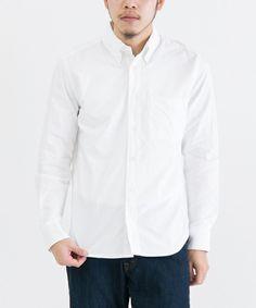 【ZOZOTOWN】MANUAL ALPHABET(マニュアル アルファベット)のシャツ/ブラウス「MANUAL ALPHABET ペルーピマOX BASIC BDシャツ」(US-BASIC-MK-032)を購入できます。