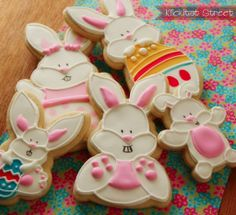 2014 easter ideas | Back to Post :Beautiful and Delicious Easter Bunny Cookies Decoration