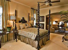 Home Interior Decorator Dallas | Interior Decorating Bedrooms | Wesley-Wayne Interiors