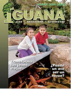 IGUANA Magazine | Spanish Magazine for Kids Hispanic American, Spanish Immersion, Hispanic Heritage Month, Bilingual Education, Dual Language, Magazines For Kids, Teaching Resources, Lesson Plans, Learning