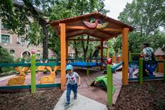 Benczur utcai játszótér