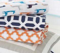Nursery Bedding Sets, Baby Bedding Sets & Baby Sheets | Pottery Barn Kids