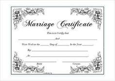 Free Award Templates For Word Editable Marriage Certificate #marriage #certificate #template #card .