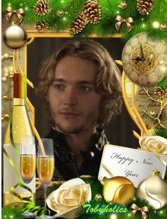 Wishing all of you a happy and prosperous Toby Regbo Reign, Megan Follows, Mary Stuart, Adelaide Kane, Queen Mary, British Actors, Tv, Happy, Mary Queen Of Scots