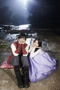 """Suzy & Lee Seung Gi en el set de """"Gu Family Book"""", Episodio 24"""