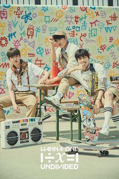 "[K-POP] WANNA ONE (워너원) | 3rd Mini Album ""1÷x=1 (UNDIVIDED)"" #Unit Concept"