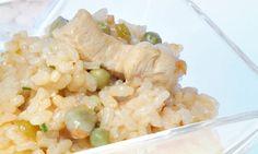 Receta de Paella de pollo y conejo - Eva Arguiñano