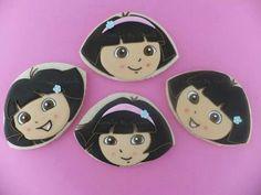 Dora Explorer Cookies