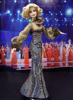 Barbie Miss Boston Ninimomo 2009